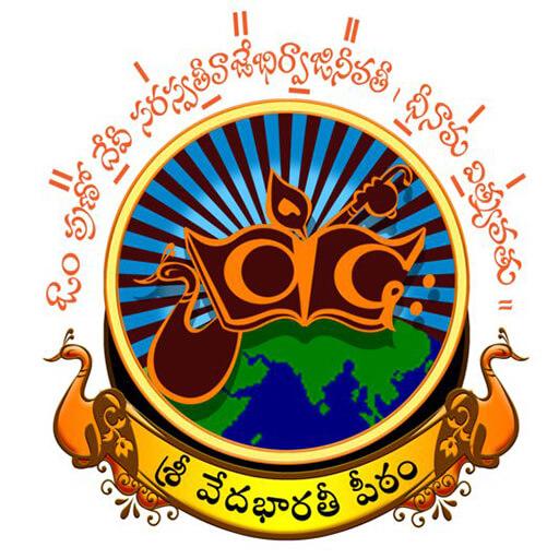 Veda Bharathi Peetham Logo