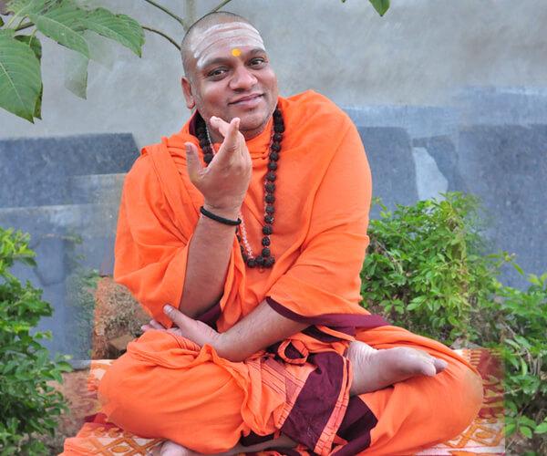 Sri Veda Vidyanandagiri Swamiji