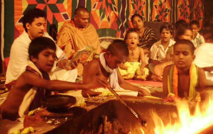 What are the benefits of Chandi homam