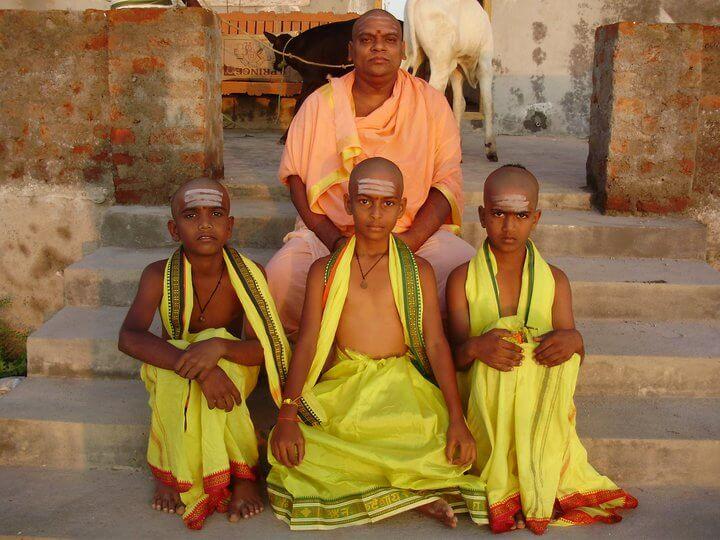 About Veda Bharathi Peetham